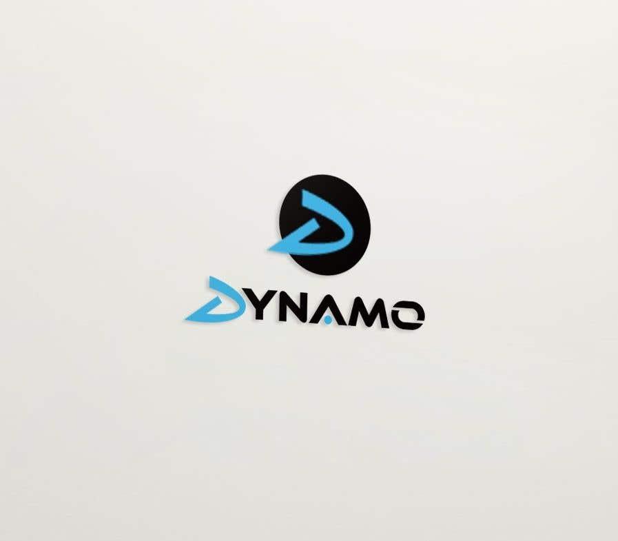 Конкурсная заявка №                                        642                                      для                                         Logo for Dynamo