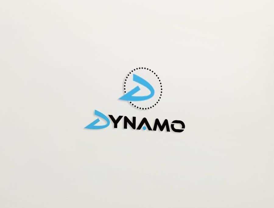 Конкурсная заявка №                                        643                                      для                                         Logo for Dynamo