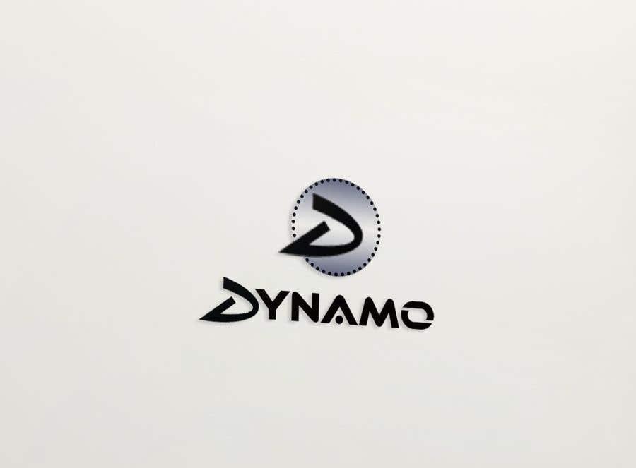 Конкурсная заявка №                                        644                                      для                                         Logo for Dynamo