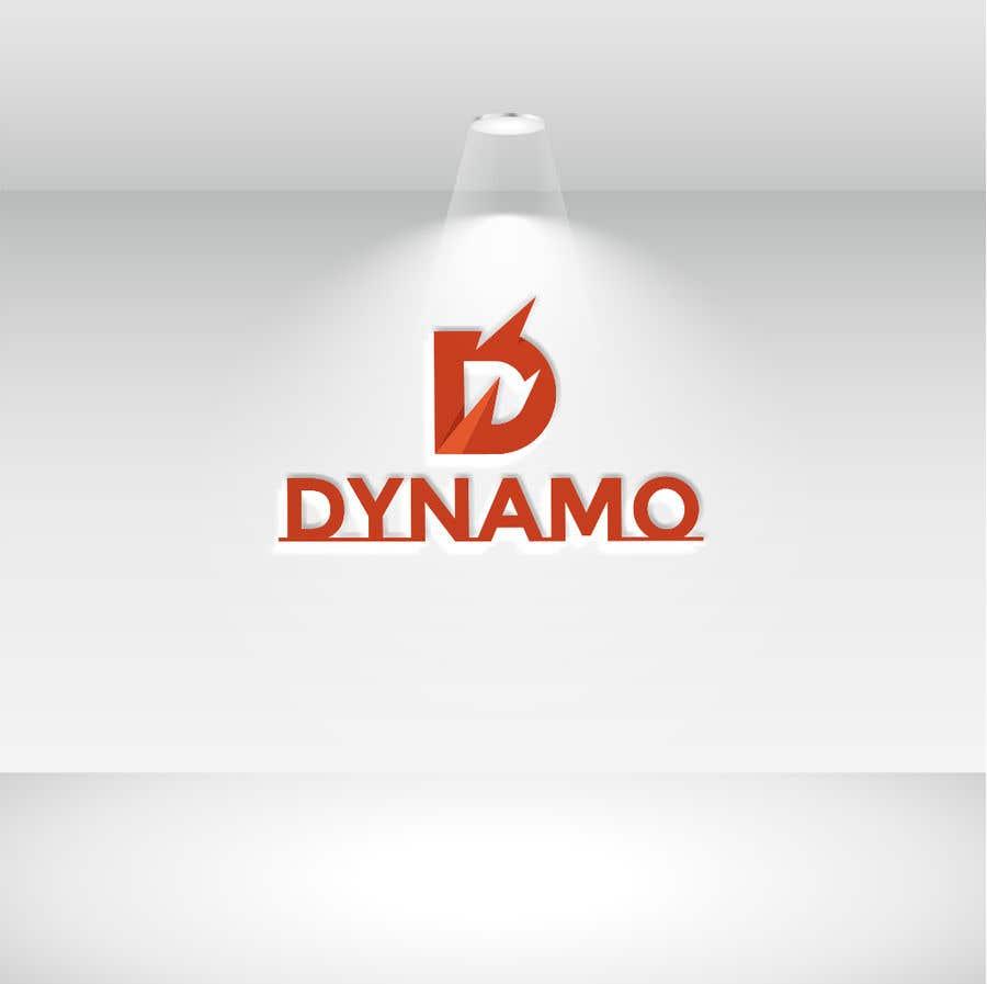Конкурсная заявка №                                        652                                      для                                         Logo for Dynamo
