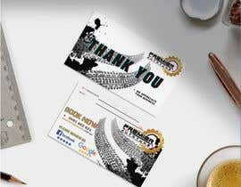 DIN14374 tarafından Thank You for you Business / Service Reminder Card/reviews için no 39