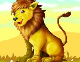 #6 for A Children's picture of a Lion af Lajos77