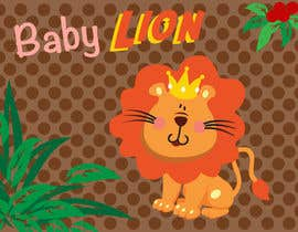#24 for A Children's picture of a Lion af designfxpro29