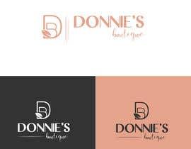 Nro 129 kilpailuun Donnie's Boutique käyttäjältä fatemamitu462