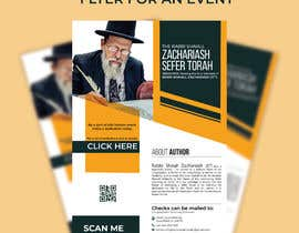 nº 149 pour Design a Flyer for an Event (Sefer Torah) par imranislamanik