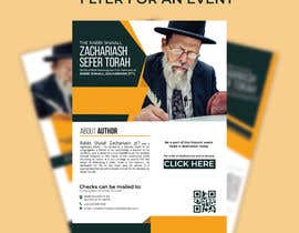 nº 150 pour Design a Flyer for an Event (Sefer Torah) par imranislamanik