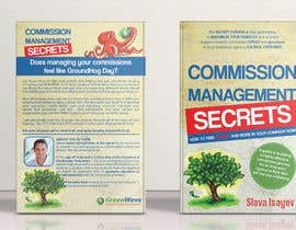 mohamedgamalz tarafından Commission Management Secrets - Business Book Cover and Rear için no 9