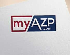 Nro 1278 kilpailuun Create logo for myAZP.com käyttäjältä farhana6akter