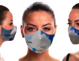 #20 for Create two product photos of a facemask using the design attached af raransikasrimal4