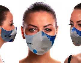 Nro 20 kilpailuun Create two product photos of a facemask using the design attached käyttäjältä raransikasrimal4