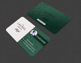#45 for Business Card Design af anjondas21