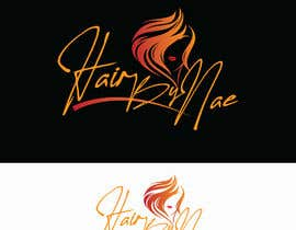 #96 cho Make me a Logo  ( HAIR BY NAE ) bởi awsmcreative0001