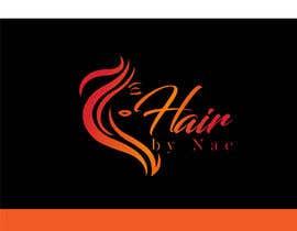 #115 cho Make me a Logo  ( HAIR BY NAE ) bởi fazlerabbi040601