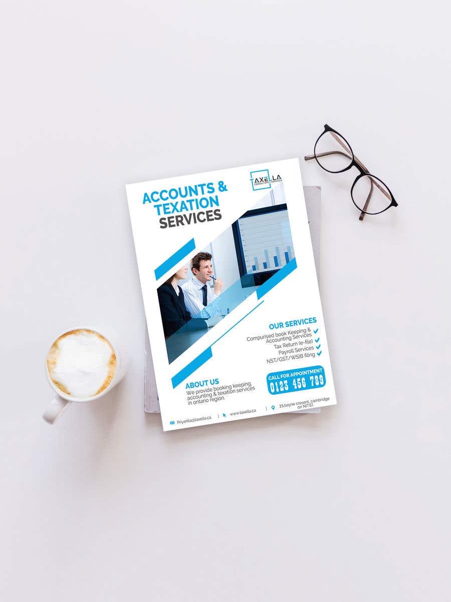 Kilpailutyö #                                        34                                      kilpailussa                                         Brochure Design for Business Firm.