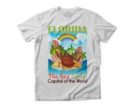 #320 для FLORIDA SEA TURTLE T- SHIRT DESIGN от sabujstudio
