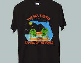 #315 for FLORIDA SEA TURTLE T- SHIRT DESIGN by sayful729