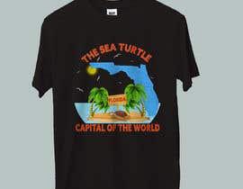#315 для FLORIDA SEA TURTLE T- SHIRT DESIGN от sayful729
