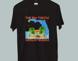 #316 для FLORIDA SEA TURTLE T- SHIRT DESIGN от sayful729