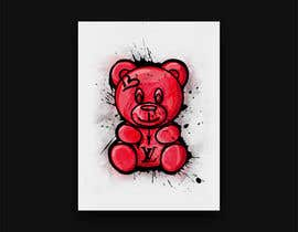 nº 42 pour I am looking to have posters designed of my gummy bears with different color and logo combinations. Check out my website at www.gummygangny.com par DayArts2405