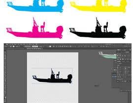 Nro 8 kilpailuun boat silhouette käyttäjältä rockztah89