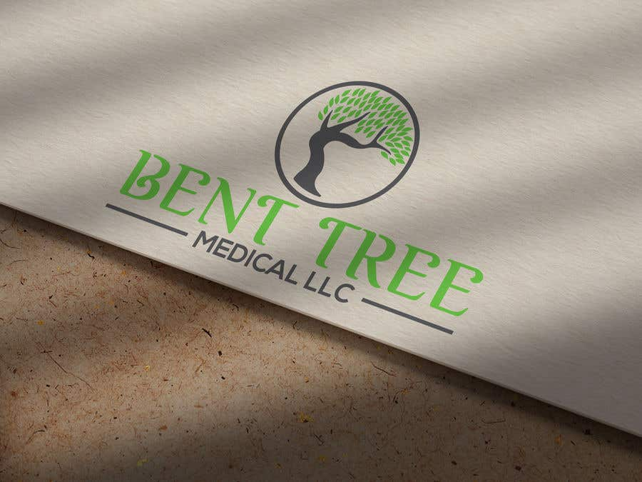 Penyertaan Peraduan #                                        256                                      untuk                                         Bent Tree Medical LLC is looking for a Logo Designer to design their logo.