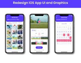 #7 for Redesign iOS App UI and Graphics by marumanit