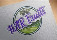 Graphic Design Konkurrenceindlæg #59 for HAR Fruits