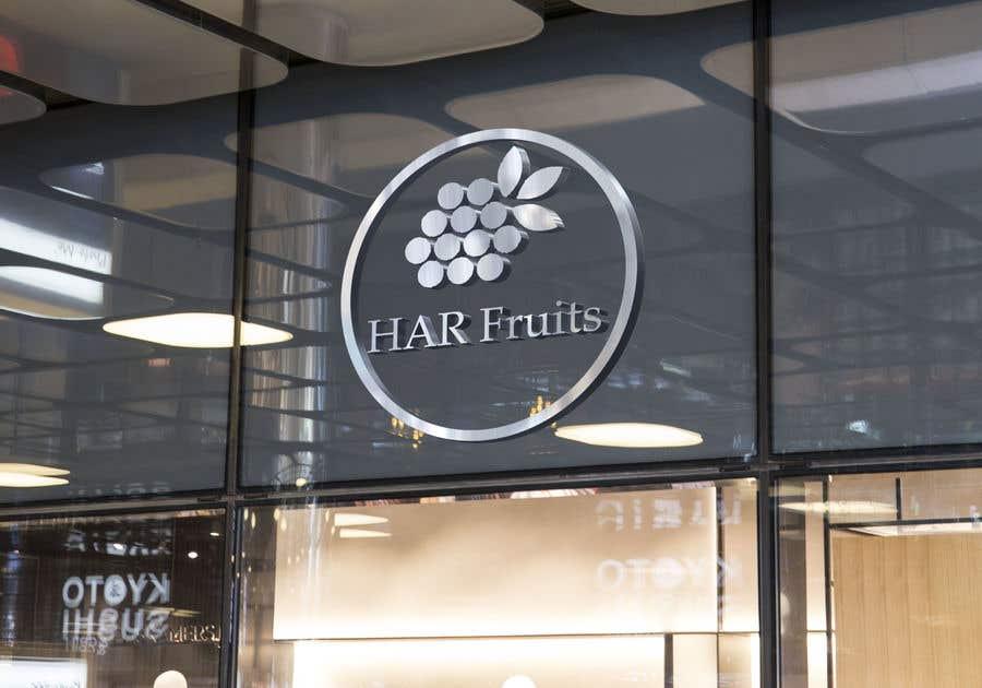 Konkurrenceindlæg #                                        52                                      for                                         HAR Fruits