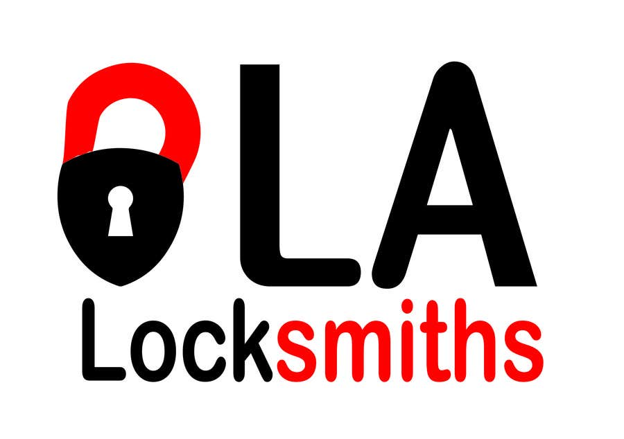Contest Entry #                                        59                                      for                                         Design a logo for a locksmith and security Business