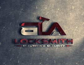 #85 cho Design a logo for a locksmith and security Business bởi EdesignMK