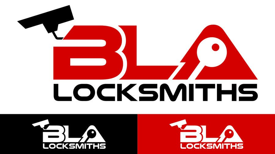 Contest Entry #                                        46                                      for                                         Design a logo for a locksmith and security Business
