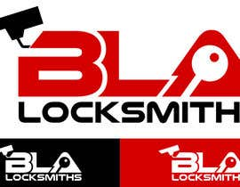 cbarberiu tarafından Design a logo for a locksmith and security Business için no 46