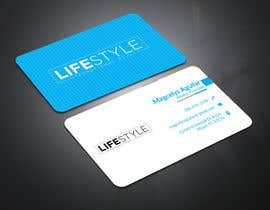 #176 for Magcelys Aguilar Business Cards by designacademy11