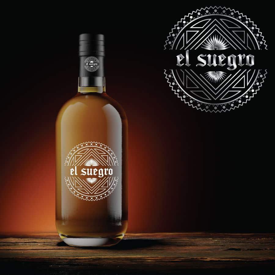 Kilpailutyö #                                        64                                      kilpailussa                                         Design logo + display on bottle