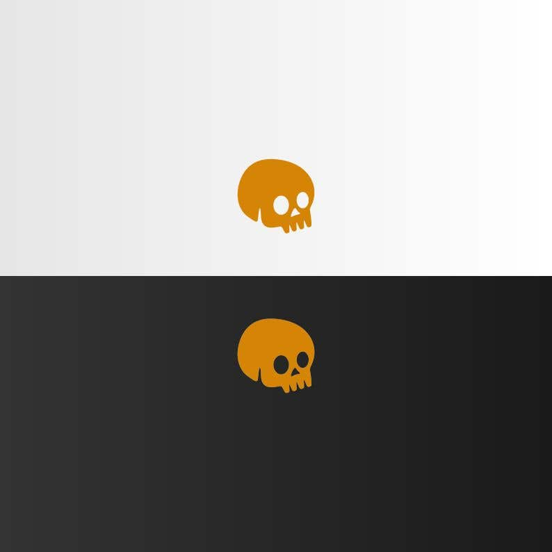 Contest Entry #                                        69                                      for                                         I'm a jewelry designer and I'm looking for a very unique cool skull design. That is closed with no outside openings. This is for jewelry. I attached an example. But be very unique and do not copy this example. It's just for simplicity.
