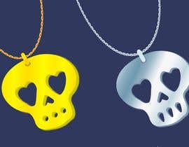 #65 cho I'm a jewelry designer and I'm looking for a very unique cool skull design. That is closed with no outside openings. This is for jewelry. I attached an example. But be very unique and do not copy this example. It's just for simplicity. bởi gauritesh