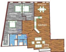 #34 for Interior Design / 3D visualization af brazi2803