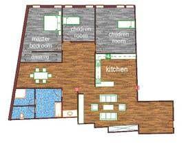 #58 for Interior Design / 3D visualization af brazi2803
