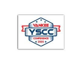 Nro 441 kilpailuun Athletic conference logo käyttäjältä freelancershibly