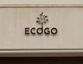 """maydok tarafından logo design for """"ECOGO"""" brand involved in briquete için no 64"""