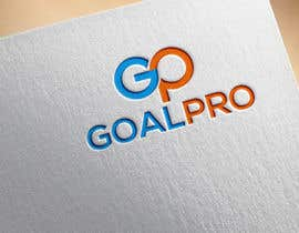 #344 for Create a new logo called GOALPRO af Rabeyak229