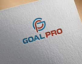 #261 for Create a new logo called GOALPRO af Antarasaha052