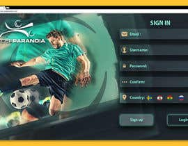 #111 for Graphic Design for game log in page af mohmed7amdy96