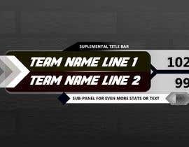 Nro 23 kilpailuun 5 Sport Element Graphics Needed käyttäjältä piandst