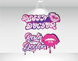 #113 for Create a Logo for my Resin art business af uniquesabiha