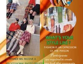 #21 for Fashion challenge flyer by Farkhanda1205