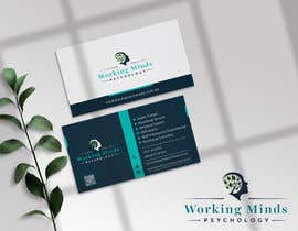 #538 untuk Create a new business logo and business card. oleh MAHMOUD828