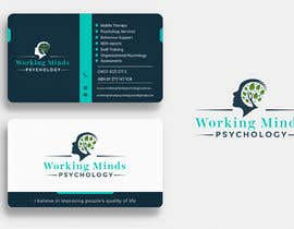 #621 untuk Create a new business logo and business card. oleh MAHMOUD828
