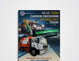 nº 90 pour Full Page Magazine Advertisement - Trucking/Engineering/Technology par sushanta13