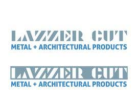 #370 untuk I want logo design for LAZZER CUT and the tag line will be Metal + Architectural Products oleh StoimenT
